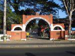 Military School Entrance